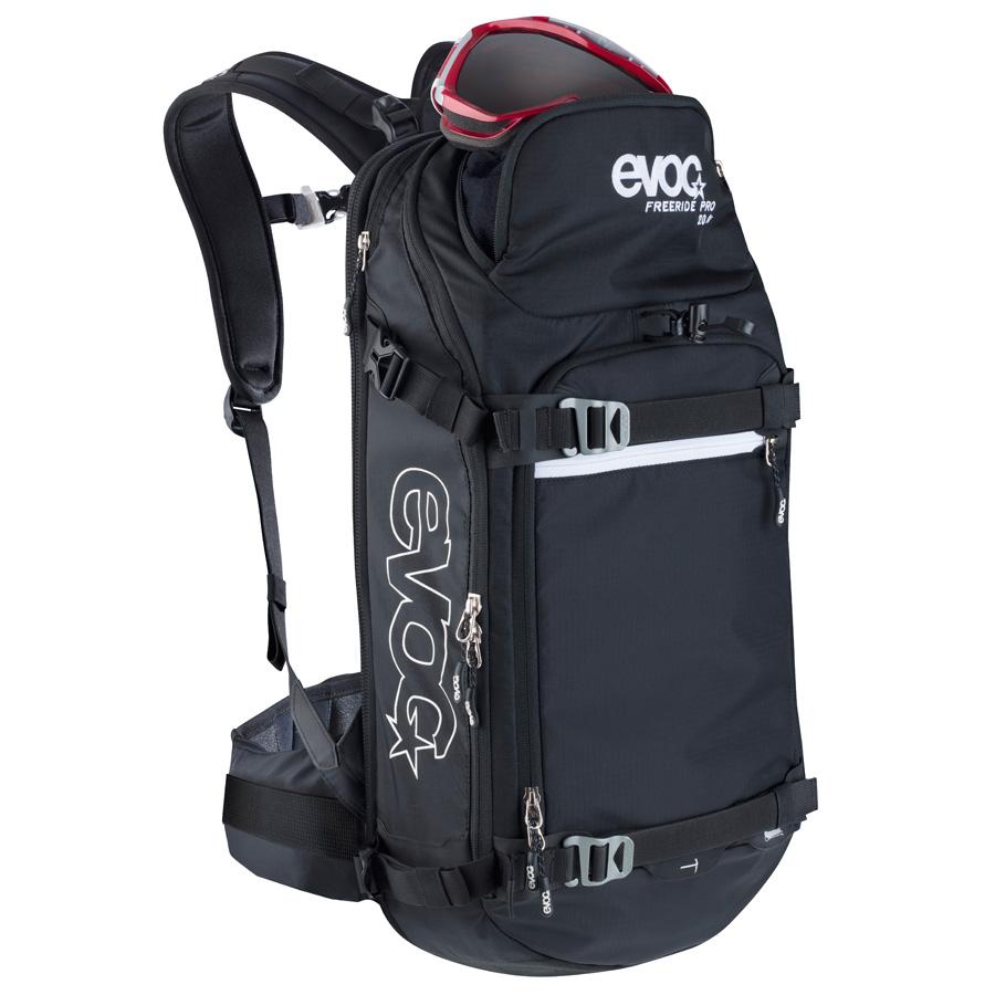 Рюкзак для фрирайда с защитой спины fr pro team моторюкзак на бак