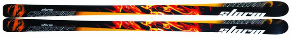 StormSkis Crossfire