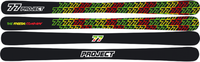 77 Project Skibob Black