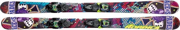 Nordica Ace of Spades J Fastrak