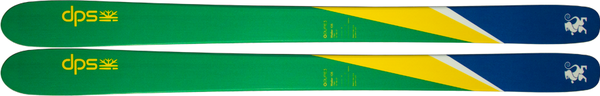 DPS Skis Wailer 105 Pure3 | Special Edition Pure3