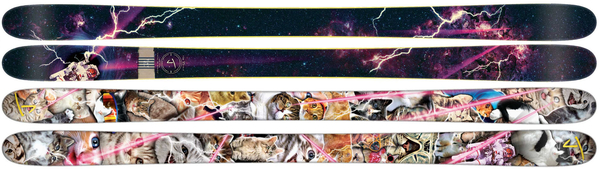 Jskis The Whipit | CATS IN SPACE Limited Edition