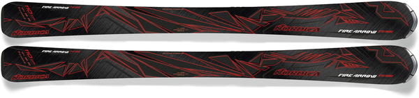 Nordica Fire Arrow Team | flat