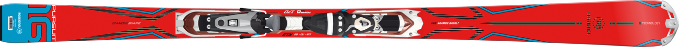 Горные лыжи Rossignol PURSUIT 16 2015