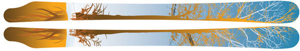 Scotty Bob SwingBlade | Harun Zankel design for Warren Miller