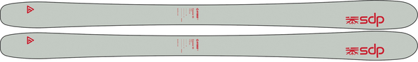 DPS Skis Cassiar 85 | HYBRID T2