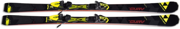 Fischer RC4 The Curv Ti Allride
