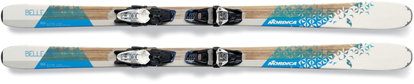 Nordica Belle 78 | + SQUIRE COMPACT 11 FDT