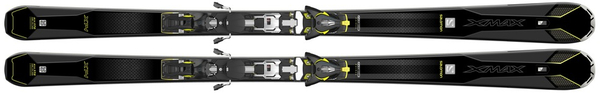 Salomon X-Max X14 Carbon + Z12 Speed