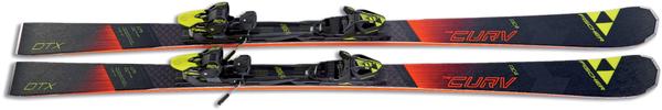 Fischer RC4 The Curv DTX Racetrack