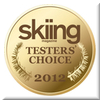 Skiing Magazine Testers Choice
