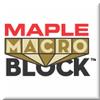 Сердечник Maple Macroblock