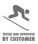 tested and approved by customer