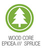 Wood Core Spruce
