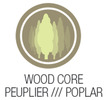 Wood Core Poplar