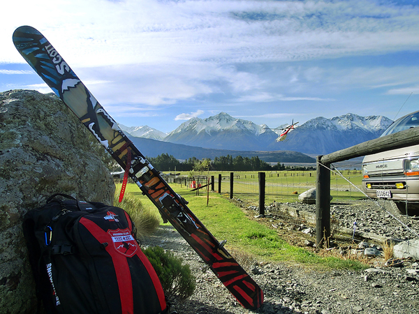 Scrapper in NZ